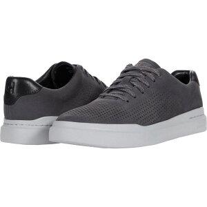 コールハーン Cole Haan メンズ スニーカー シューズ・靴【Grandpro Rally Laser Cut Sneaker】Grey Pinstripe