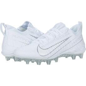 ナイキ Nike メンズ ラクロス シューズ・靴【Alpha Huarache 7 Pro Lax】White/Metallic Silver