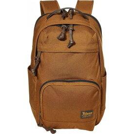 フィルソン Filson レディース バックパック・リュック バッグ【Dryden Backpack】Whiskey