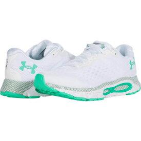 アンダーアーマー Under Armour レディース ランニング・ウォーキング シューズ・靴【HOVR Infinite 3】White/Vapor Green