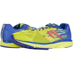 ニュートンランニング Newton Running メンズ ランニング・ウォーキング シューズ・靴【Distance S 10】Yellow/Royal Blue
