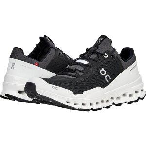 オン On メンズ ランニング・ウォーキング シューズ・靴【Cloudultra】Black/White