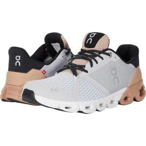 オン On レディース ランニング・ウォーキング シューズ・靴【Cloudflyer】Glacier/Rosebrown