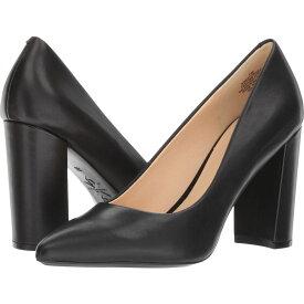 ナインウエスト Nine West レディース パンプス シューズ・靴【Astoria9x9 Block Heel Pump】Black Leather