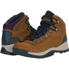コロンビア Columbia レディース ハイキング・登山 シューズ・靴【Newton Ridge Plus】Light Brown/Cyber Purple