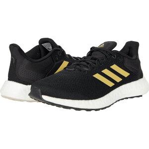 アディダス adidas Running レディース ランニング・ウォーキング シューズ・靴【Pureboost 21】Black/Gold Metallic/Grey