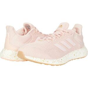 アディダス adidas Running レディース ランニング・ウォーキング シューズ・靴【Pureboost 21】Vapour Pink/Vapour Pink/Gold Metallic
