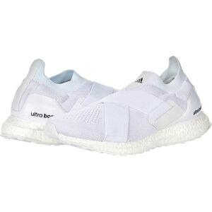 アディダス adidas Running レディース ランニング・ウォーキング スリッポン シューズ・靴【Ultraboost Slip-On DNA】White/White/Acid Orange