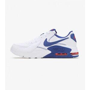 ナイキ Nike メンズ ランニング・ウォーキング シューズ・靴【air max excee】White/Navy/Red