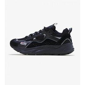 フィラ Fila メンズ バスケットボール シューズ・靴【trigate plus】BLACK/NAVY/SILVER