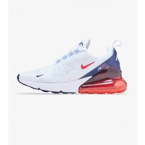 ナイキ Nike メンズ ランニング・ウォーキング シューズ・靴【Air Max 270】White/Red/Navy