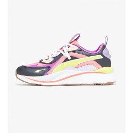 プーマ Puma メンズ ランニング・ウォーキング シューズ・靴【RS-Curve Sunset】Pink/Yellow/Black/Purple