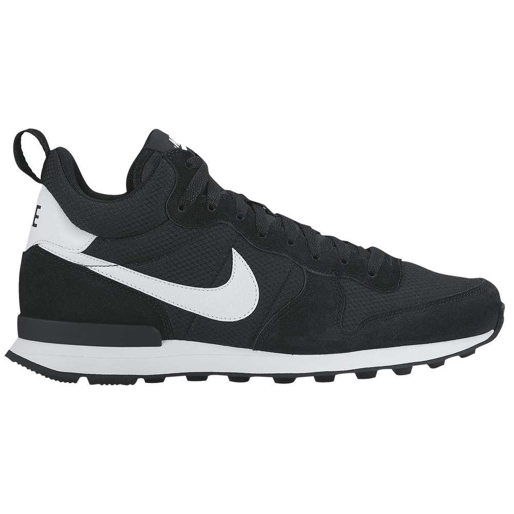 ナイキ メンズ シューズ・靴 スニーカー【Nike Internationalist Mid】Black/White/Wolf Grey/White