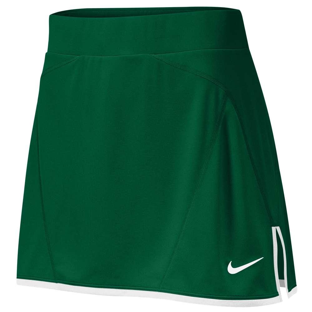 ナイキ レディース ラクロス ボトムス・パンツ【Nike Team Cutback Kilt】Dark Green/White/White