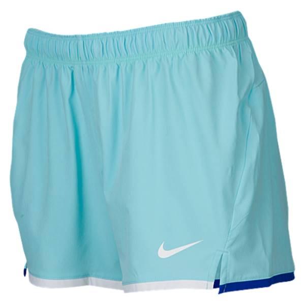 ナイキ レディース ラクロス ボトムス・パンツ【Nike LAX Shorts】Coppa/White/Game Royal/White