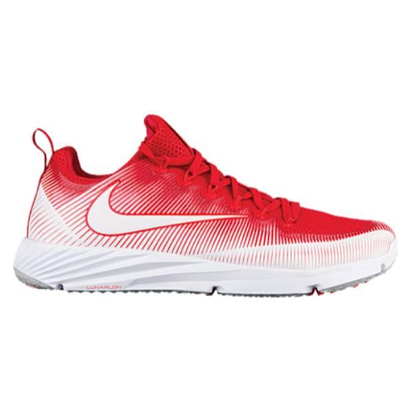 ナイキ メンズ ラクロス シューズ・靴【Nike Vapor Speed Turf Lacrosse】University Red/Light Crimson/White
