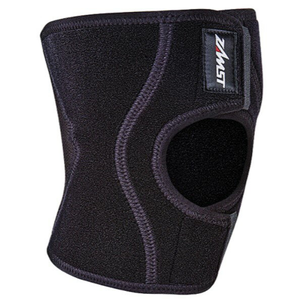 ザムスト メンズ フィットネス・トレーニング サポーター【Zamst SK-3 Knee Sleeve】Black
