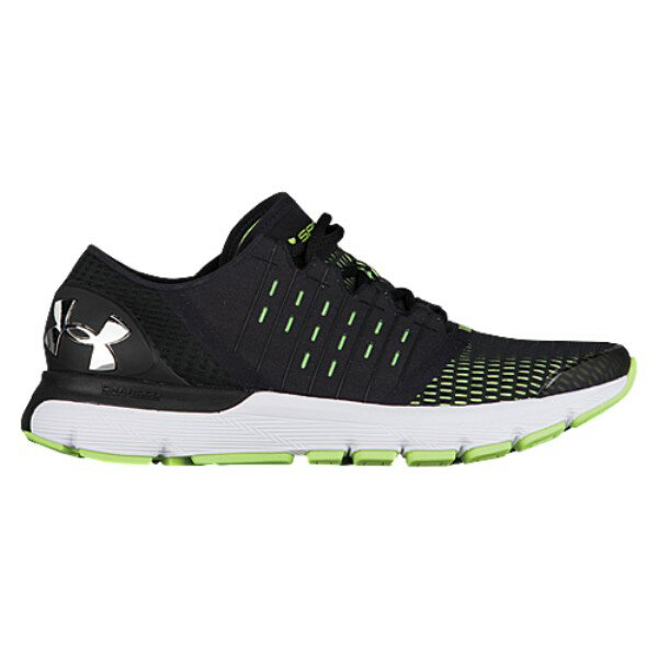 アンダーアーマー メンズ ランニング・ウォーキング シューズ・靴【Under Armour Speedform Europa】Black/Quirky Lime/Chrome