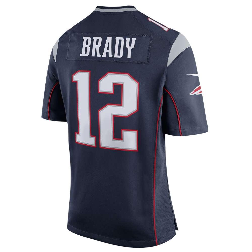 ナイキ メンズ トップス Tシャツ【Nike NFL Game Day Jersey】Navy