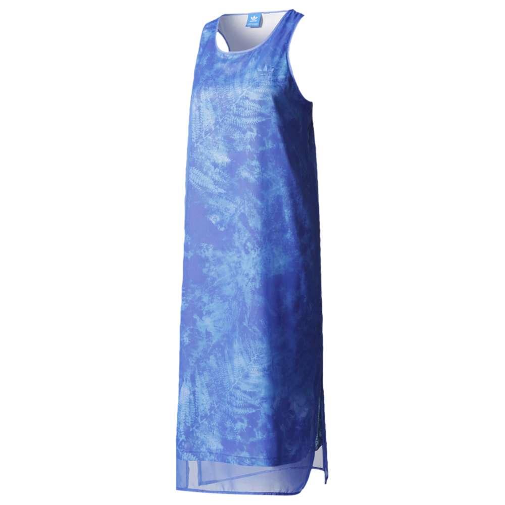 アディダス レディース ワンピース・ドレス ワンピース【adidas Originals Ocean Elements Tank Dress】Multi