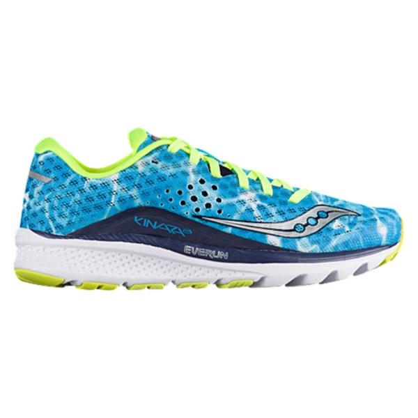サッカニー レディース ランニング・ウォーキング シューズ・靴【Saucony Kinvara 8】Ocean Wave