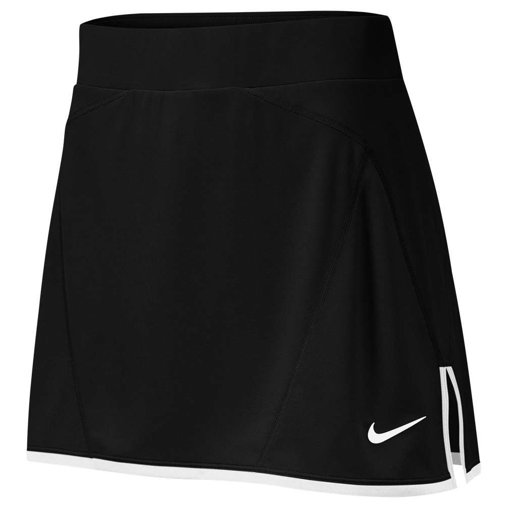 ナイキ レディース ラクロス ボトムス・パンツ【Nike Team Cutback Kilt】Black/White/White