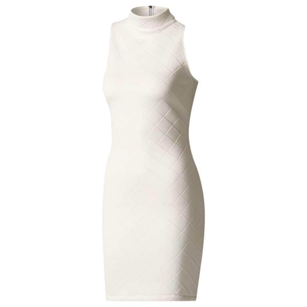 アディダス レディース ワンピース・ドレス ワンピース【adidas Originals NMD Dress Quilt】White