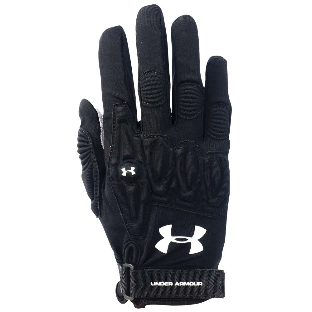 アンダーアーマー レディース ラクロス グローブ【Under Armour Illusion Field Glove】Black