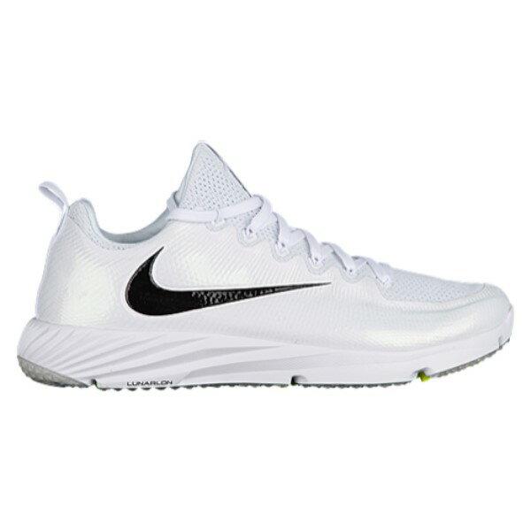 ナイキ メンズ ラクロス シューズ・靴【Nike Vapor Speed Turf Lacrosse】White/Multi-Color/Black