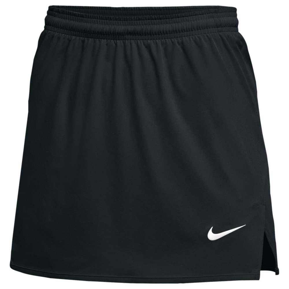 ナイキ レディース ラクロス ボトムス・パンツ【Nike Team Untouchable Speed Kilt】Black/White