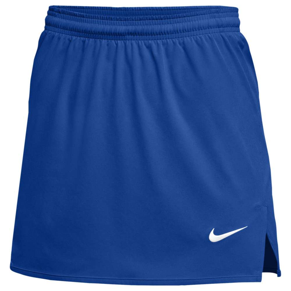 ナイキ レディース ラクロス ボトムス・パンツ【Nike Team Untouchable Speed Kilt】Royal/White