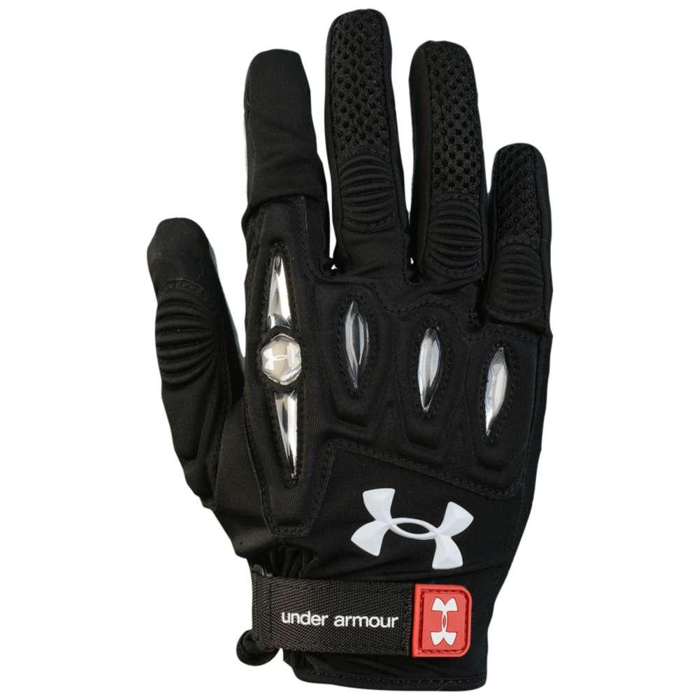 アンダーアーマー レディース ラクロス グローブ【Player 2 Field Glove】Black