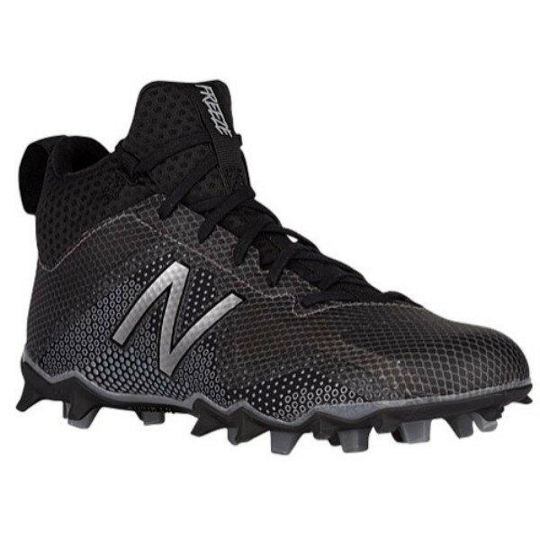 ニューバランス メンズ ラクロス シューズ・靴【Freeze】Black