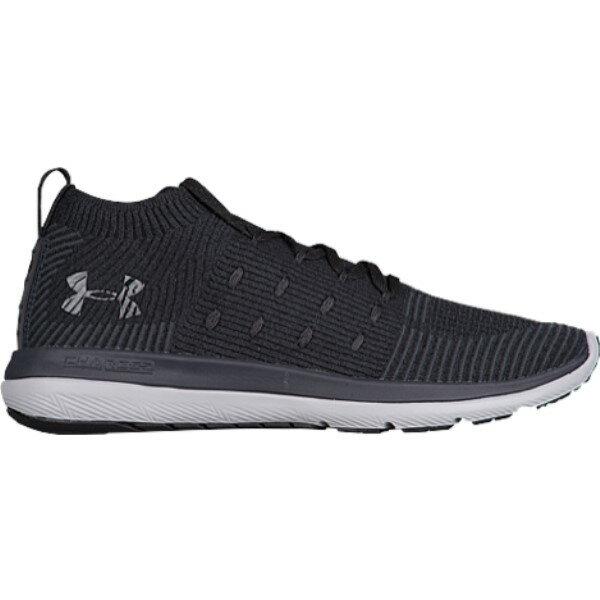 アンダーアーマー メンズ ランニング・ウォーキング シューズ・靴【Slingflex Rise】Black/Anthracite/Black