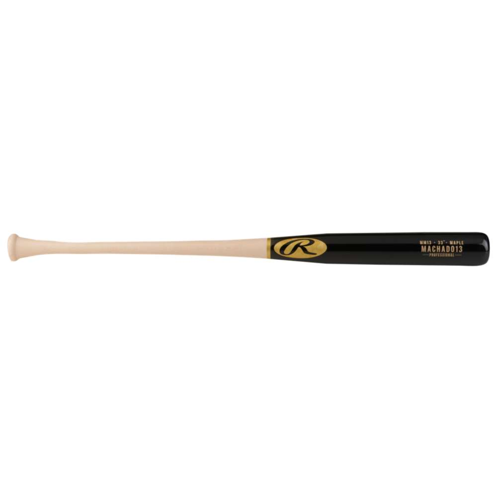 ローリングス メンズ 野球 バット【Pro Label Maple Wood Bat】