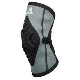 アディダス メンズ レスリング サポーター【Adi Power Padded Leg Sleeve】Grey/Black