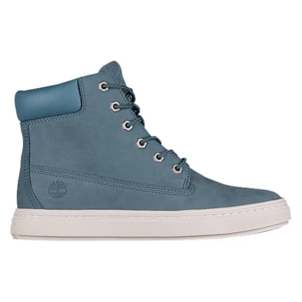 """ティンバーランド レディース シューズ・靴 ブーツ【Londyn 6""""】Medium Blue Nubuck"""