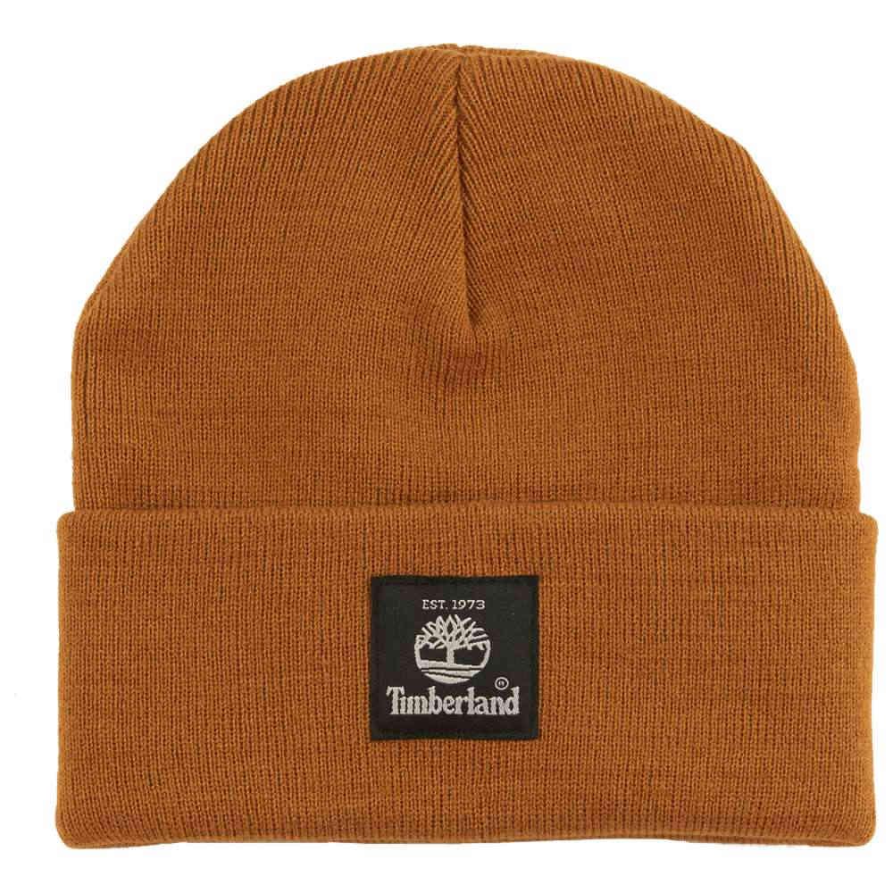 ティンバーランド Timberland メンズ 帽子 ニット【Solid Heather Watchcap】Wheat