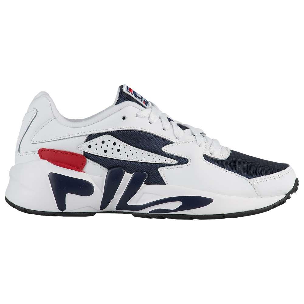 フィラ Fila レディース ランニング・ウォーキング シューズ・靴【Mindblower】White/Blue/Red