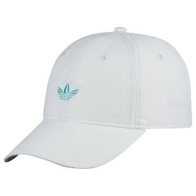 d69cbf3c16d アディダス adidas Originals メンズ 帽子 キャップ Originals Relaxed Modern Cap White Easy  Mint