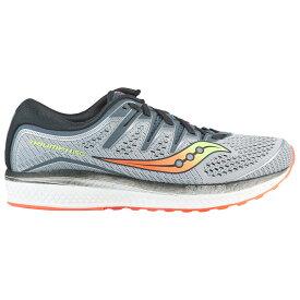 サッカニー Saucony メンズ ランニング・ウォーキング シューズ・靴【Triumph ISO 5】Grey/Black