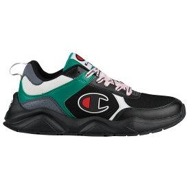 チャンピオン Champion メンズ ランニング・ウォーキング シューズ・靴【93eighteen】Black Multi