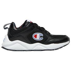 チャンピオン Champion レディース ランニング・ウォーキング シューズ・靴【93eighteen classic】Black