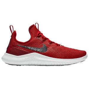 ナイキ Nike メンズ フィットネス・トレーニング スニーカー シューズ・靴【free trainer 8】Red