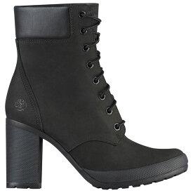 """ティンバーランド Timberland レディース ブーツ シューズ・靴【camdale 6"""" boots】Black Nubuck"""