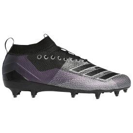アディダス adidas メンズ アメリカンフットボール シューズ・靴【adizero 8.0】Core Black/Night Met