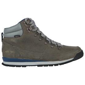 ザ ノースフェイス The North Face メンズ ブーツ シューズ・靴【back to berkeley boots】Griffin Grey/Shady Blue