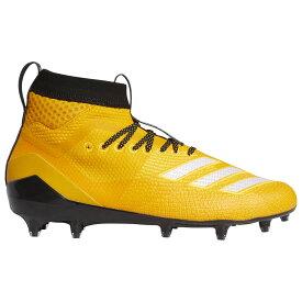 アディダス adidas メンズ アメリカンフットボール シューズ・靴【adizero 8.0 sk】Gold/White