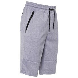 サウスポール Southpole メンズ ショートパンツ ボトムス・パンツ【zipper fleece shorts】Heather Grey