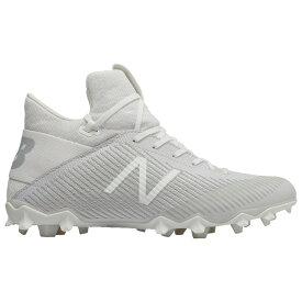 ニューバランス New Balance メンズ ラクロス シューズ・靴【freeze 2.0】White/White